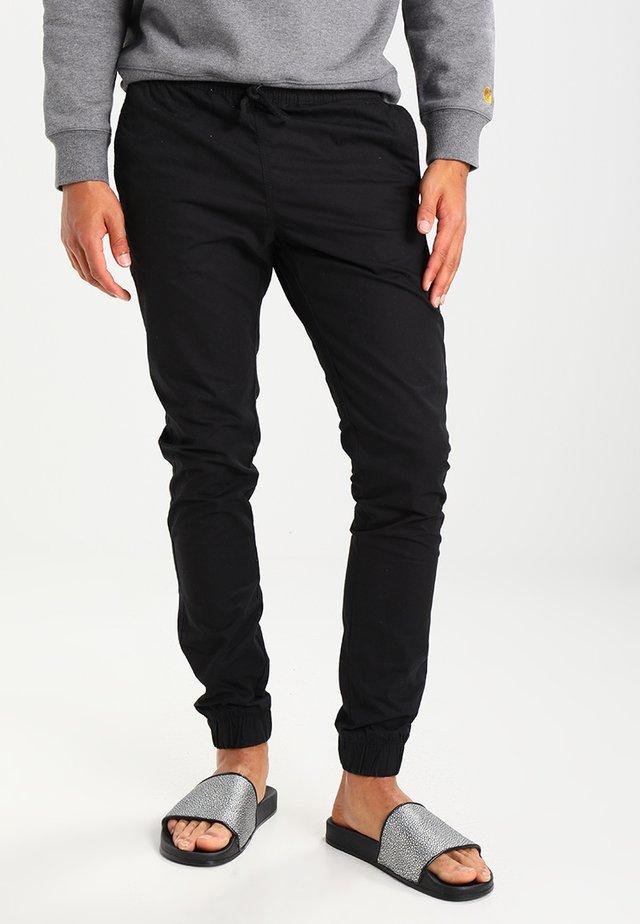 PKTAKM BASIC  - Kalhoty - black