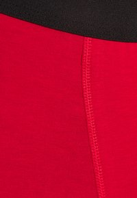 Pier One - 3 PACK - Pants - black/dark blue/red - 4