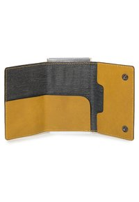 Piquadro - SQUARE - Business card holder - yellow - 2
