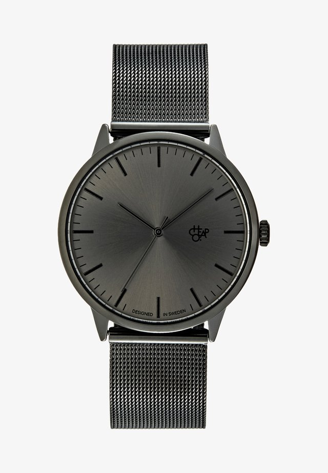 NANDO - Watch - gun metal