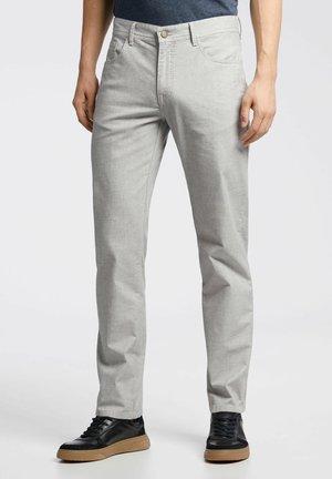 ROLF - Spodnie materiałowe - light grey