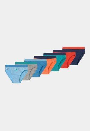 DINO BRIEFS 7 PACK - Trusser - multi-coloured