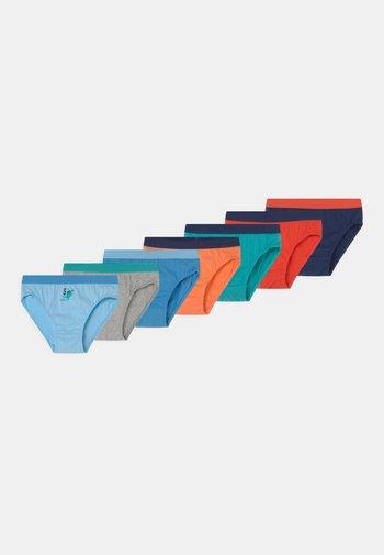 DINO BRIEFS 7 PACK - Briefs - multi-coloured