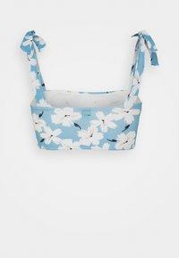 Banana Moon - PACKO ISALIS - Bikini top - bleu - 1