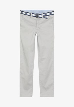 PREPPY BOTTOMS PANT - Chinos - light smoke