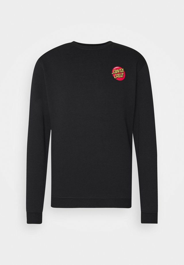JACKPOT HAND CREW UNISEX - Zip-up hoodie - black