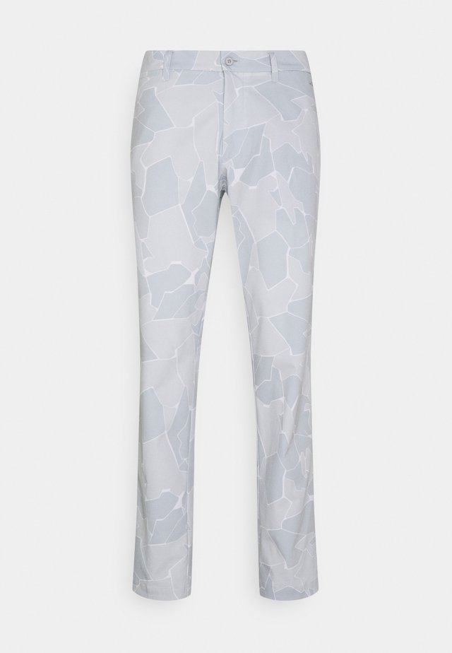 TIM GOLF PANT - Trousers - stone grey