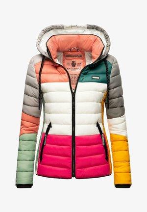 TRANSITIONAL LULANA MULTICULTI - Winter jacket - multicolour dark 2