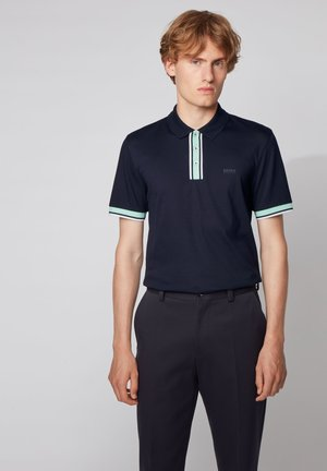 PHILLIPSON - Poloshirt - dark blue