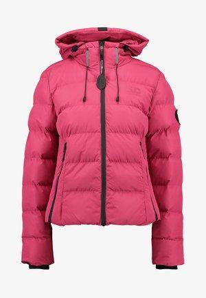 SPIRIT PUFFER ICON  - Winter jacket - rose red