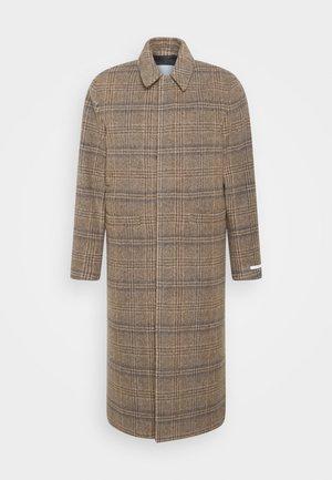 MIGUEL  - Classic coat - dark sand/mountain grey