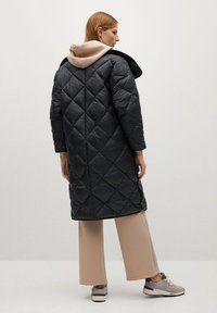 Mango - CROCO - Winter coat - schwarz - 2