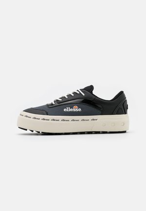 ALZINA - Trainers - black/grey/offwhite