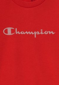 Champion - AMERICAN CLASSICS CREWNECK SET UNISEX - Tepláková souprava - red - 3