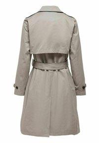 ONLY - Trenchcoat - vintage khaki - 7