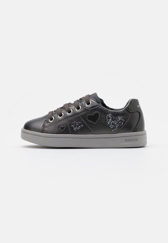 DJROCK GIRL - Sneakers - smoke grey