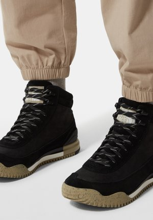 BACK-TO-BERKELEY III - Scarpa da hiking - tnf black/flax