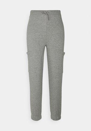 Joggebukse - mottled grey