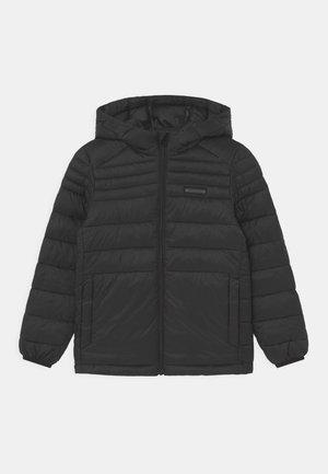 JJEACE PUFFER HOOD JR - Zimní bunda - black