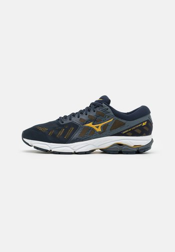 WAVE ULTIMA 12 - Neutral running shoes - sky captain/gold/turbulence