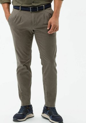 STYLE PETE - Trousers - taupe