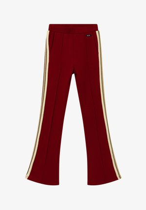 BLAIRE - Trainingsbroek - dark red