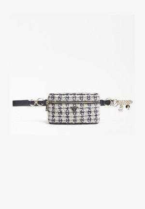 SAC CEINTURE CESSILY TWEED - Bum bag - blanc