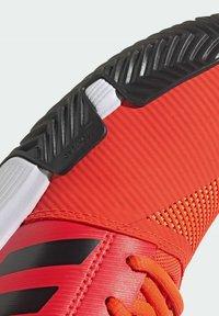 adidas Performance - COURTJAM - Clay court tennis shoes - orange - 6
