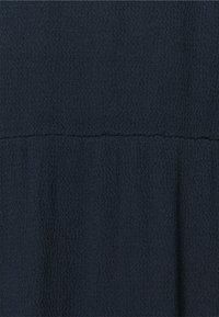 Marks & Spencer London - SMOCK MIDI - Maxi šaty - dark blue - 2