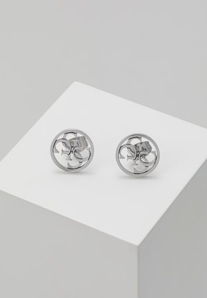 NEVER WITHOUT - Boucles d'oreilles - silver-coloured