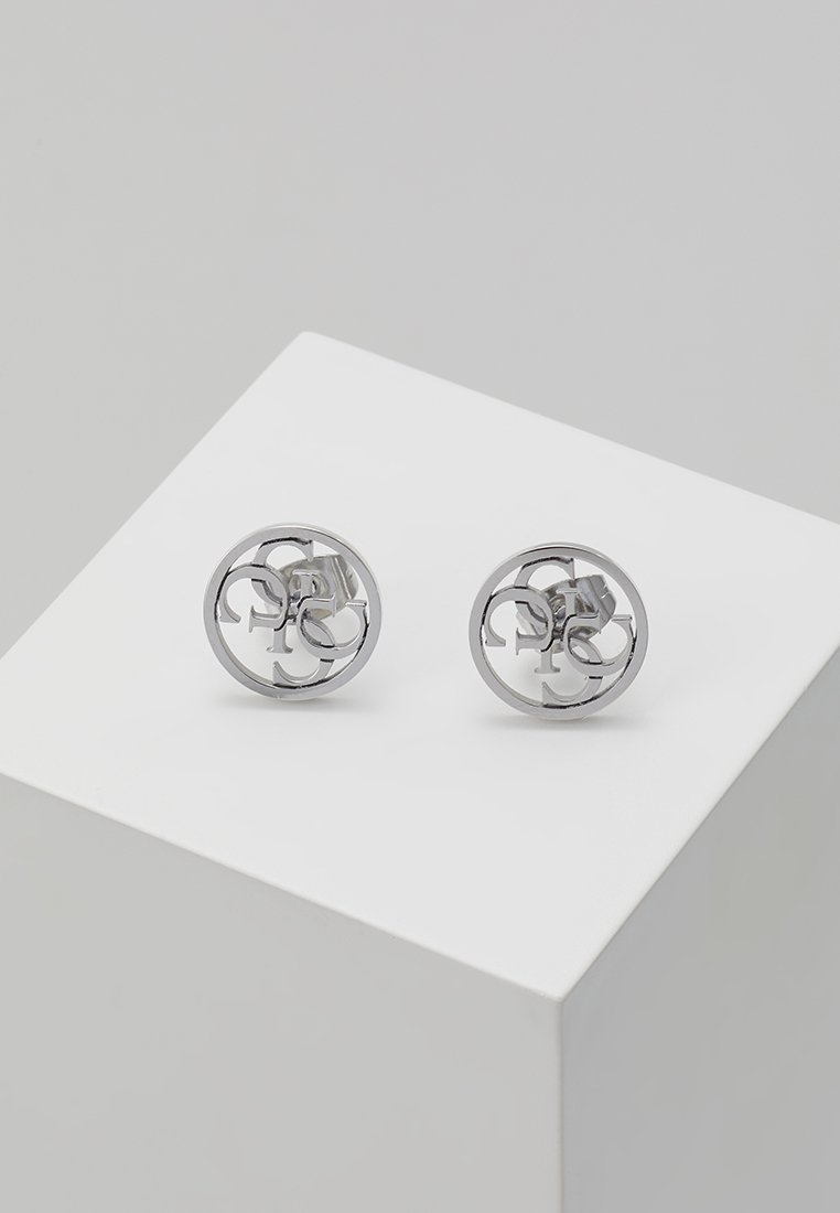 Guess - NEVER WITHOUT - Earrings - silver-coloured
