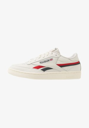 CLUB REVENGE - Zapatillas - chalk/vector red/true grey