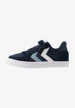 SLIMMER STADIL - Sneaker low - black iris
