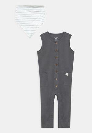 SET - Jumpsuit - blue-grey