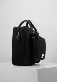 Sandqvist - EMIL - Laptop bag - black - 3