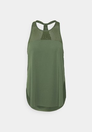 TANK LOOSE FIT - Toppi - four leaf clover