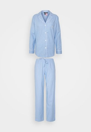 LONG - Pyjama set - blue
