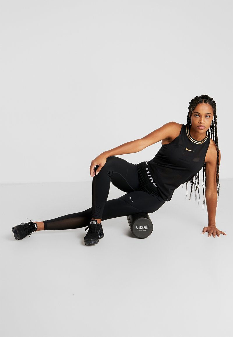 Casall - FOAM ROLL SMALL - Fitness/yoga - black