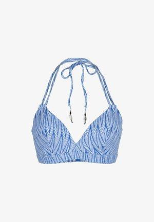 Bikini top - blau