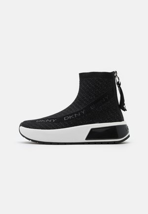 DAWSON - Sneakers high - black