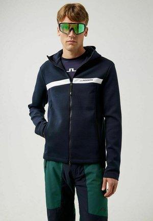 MID LAYER - Zip-up sweatshirt - jl navy