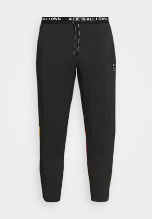 PANT ART - Træningsbukser - black