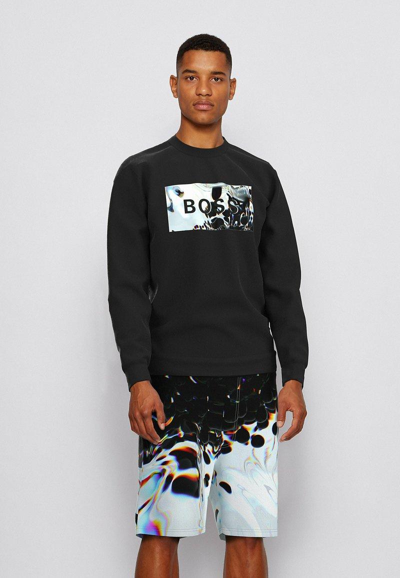 BOSS - Sweatshirt - black