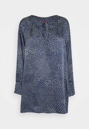 VESPA - Blouse - navy blue