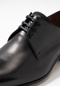 Floris van Bommel - Smart lace-ups - black - 6