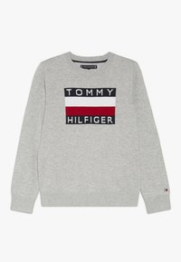 Tommy Hilfiger - ESSENTIAL GRAPHIC  - Jumper - grey - 0