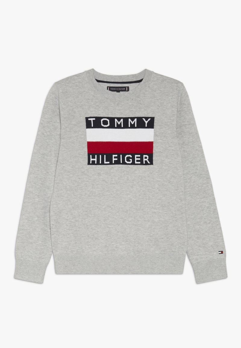 Tommy Hilfiger - ESSENTIAL GRAPHIC  - Jumper - grey