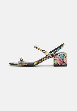 Sandals - multicolored