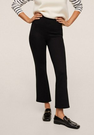 MILLY - Trousers - noir