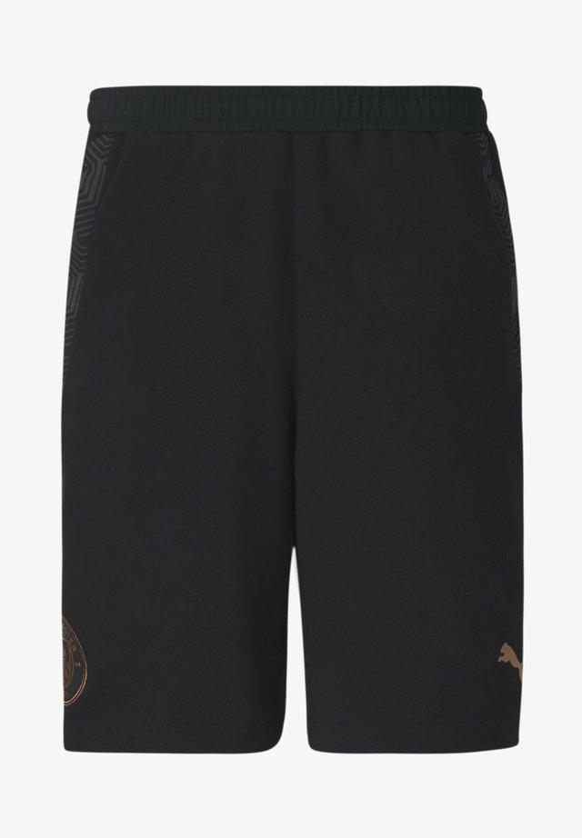 Shorts - black-copper